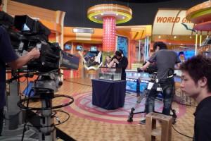 テレビ番組制作協力